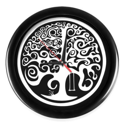 Настенные часы Deadwood