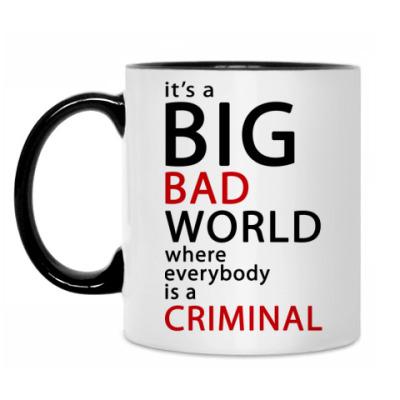 Кружка Bad World