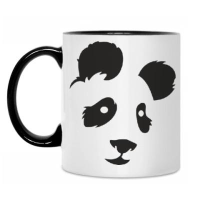 Кружка Panda face