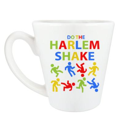 Чашка Латте Harlem Shake