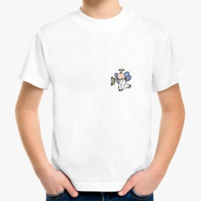 Детская футболка Ангелочек