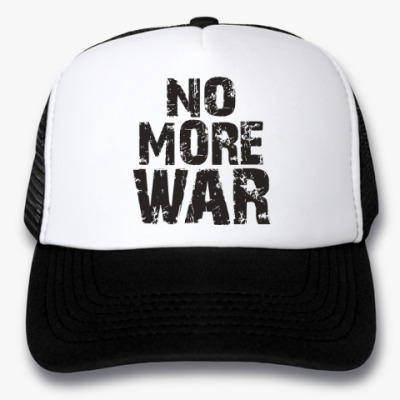 Кепка-тракер Нет войне