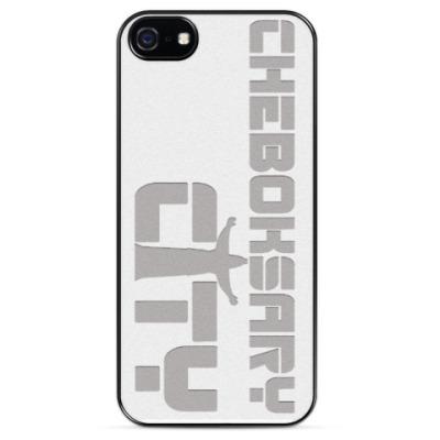 Чехол для iPhone CheboksaryCity