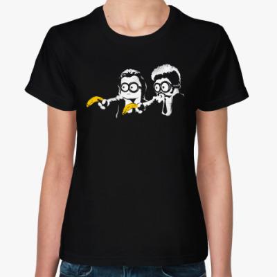 Женская футболка Криминальное чтиво