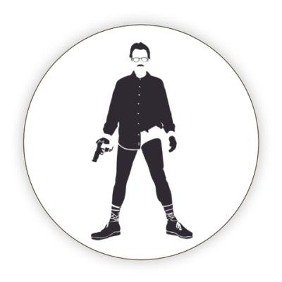 Костер (подставка под кружку) Walter White