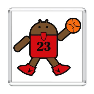 Магнит Jordan Android