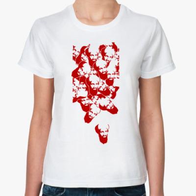 Классическая футболка Усама