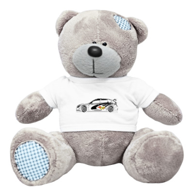 Плюшевый мишка Тедди Got Impreza?