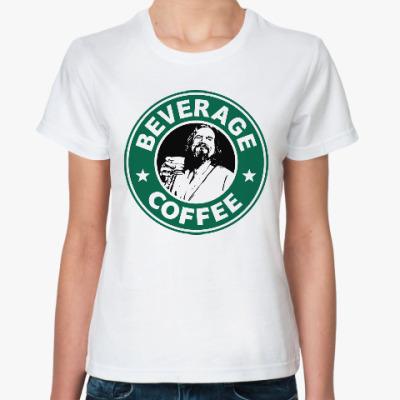Классическая футболка Большой Лебовски