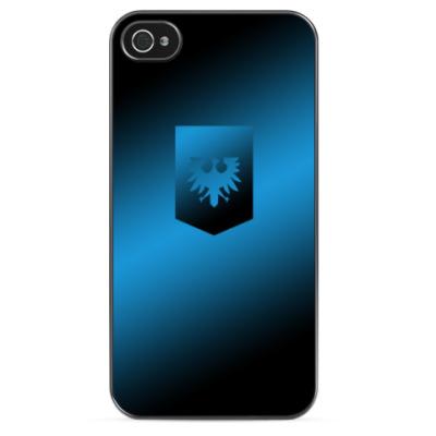 Чехол для iPhone Gallente blue
