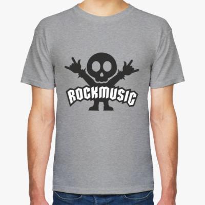 Футболка Rockmusic