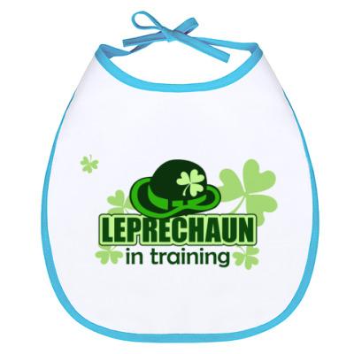 Слюнявчик Leprechaun
