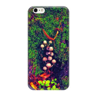 Чехол для iPhone 6/6s Грибочки