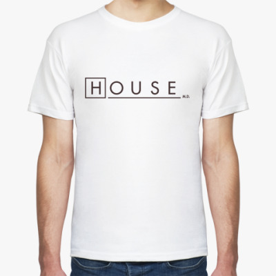 Футболка House M.D.