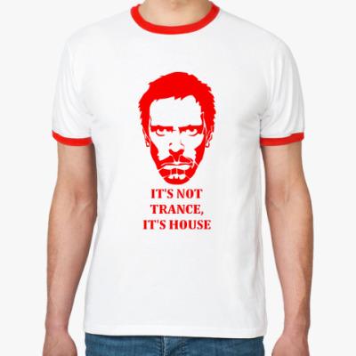Футболка Ringer-T It's House