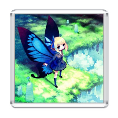 Магнит  Butterfly