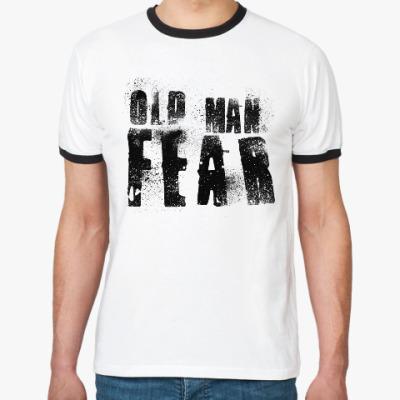 Футболка Ringer-T Old Man Fear