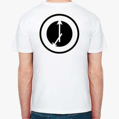 М. футболка с граммофоном