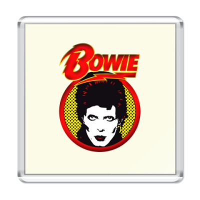 Магнит David Bowie