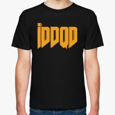 Футболка IDDQD - Doom - geek