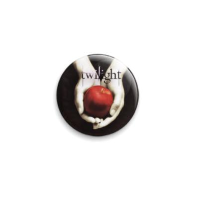 Значок 25мм Twilight apple