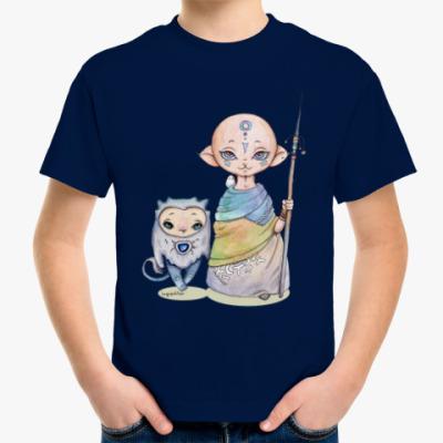 Детская футболка Инопланетный