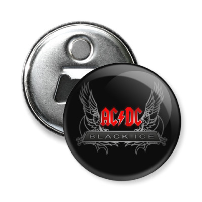Магнит-открывашка AC/DC
