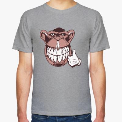 Футболка Веселая обезьяна