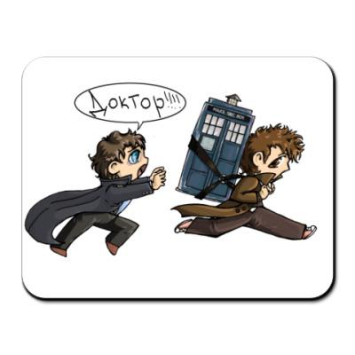 Коврик для мыши Доктор!!!!