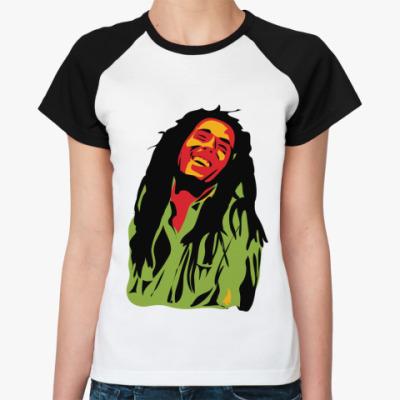 Женская футболка реглан Marley  Жен ()