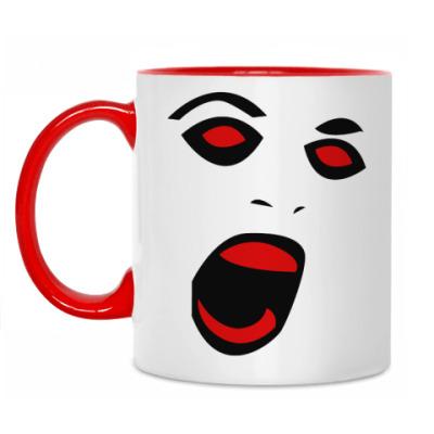 Кружка Scream