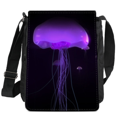 Сумка-планшет Медуза