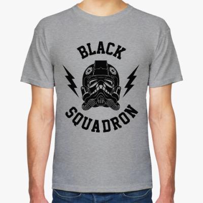 Футболка Black Squadron