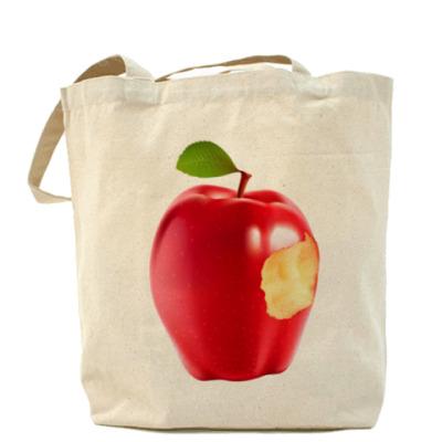 Сумка В яблочко!