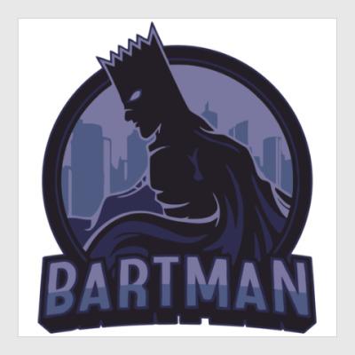 Постер Bartman