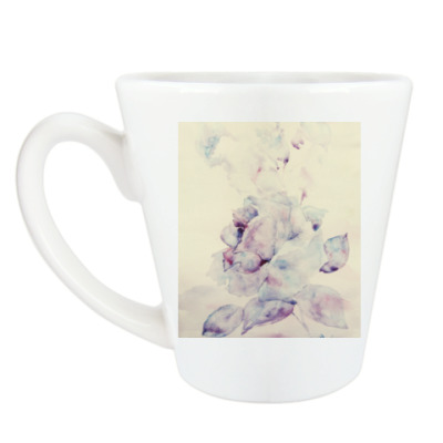 Чашка Латте Кокетка