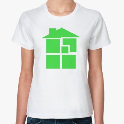 Классическая футболка  Хоумстак / Homestuck