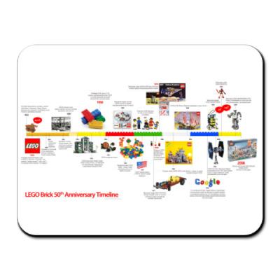 Коврик для мыши : LEGO RUS