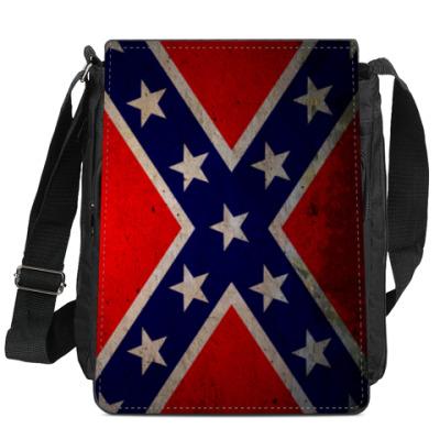 Сумка-планшет Флаг Конфедерации
