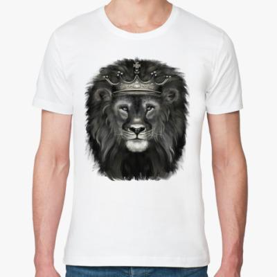 Футболка из органик-хлопка Король лев