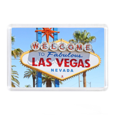Магнит  Las Vegas, Лас вегас