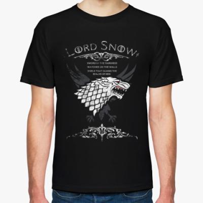 Футболка Lord Snow