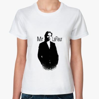 Классическая футболка 'Mr LaFleur'
