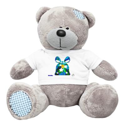 Плюшевый мишка Тедди Весёлый колокольчик