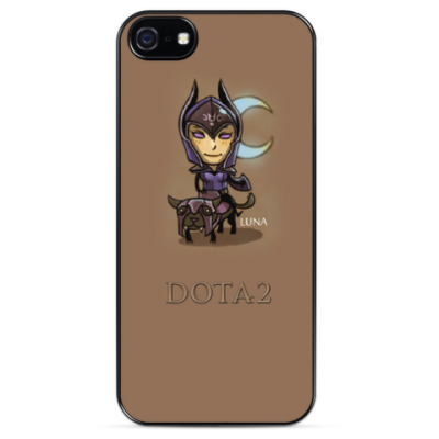 Чехол для iPhone Luna, Dota 2