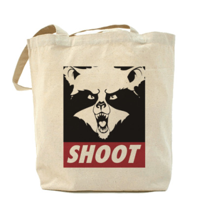 Сумка Raccoon Shoot