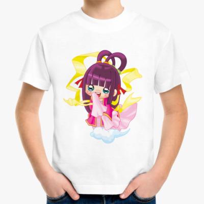 Детская футболка Девочка-фея