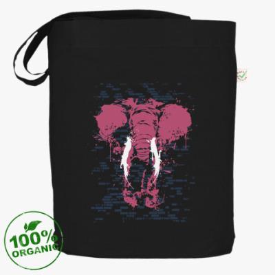 Сумка Слон в стене