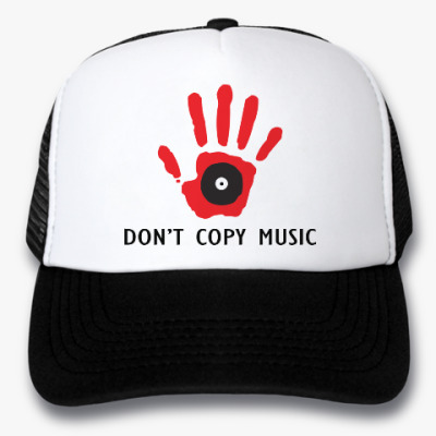 Кепка-тракер Dont Copy Music