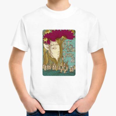 Детская футболка овечки